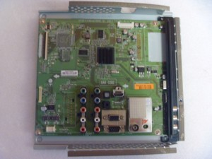 Faulty main PCB in from a LG TV needs replacement and Main PCB Repair